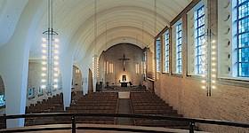 Präsenz-Gottesdienst m. P. T. Drömann