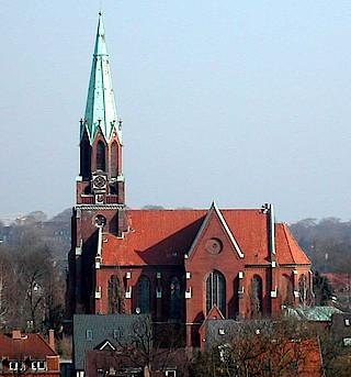 Nikolaus Kirche Kiel