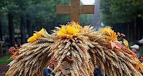 Plattdeutscher Erntedankgottesdienst in Rosgaard