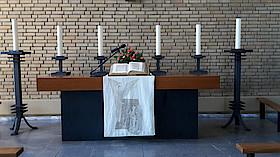 Gottesdienst mit Pastor Dr. Jan-Philipp Behr