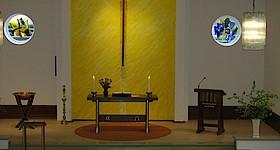 Sommerkirche Gottesdienst