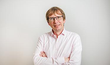 Pastor Torsten Becker