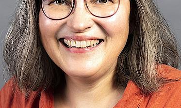 Pastorin Maren Schlotfeldt