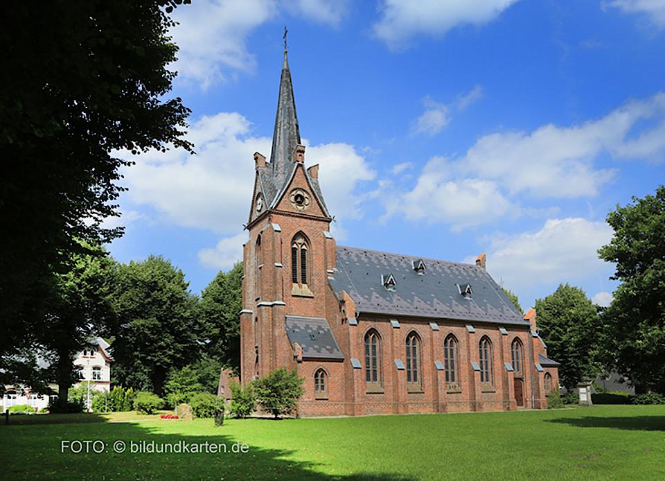 Ev.-Luth. Kirchengemeinde St. Anschar Münsterdorf