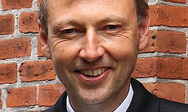 Pastor Jörg Henke