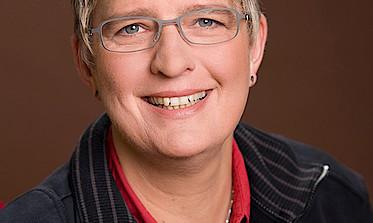 Pastorin Britta Stender