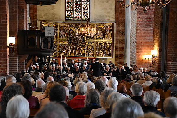 Kirchenmusik in der Propstei Segeberg