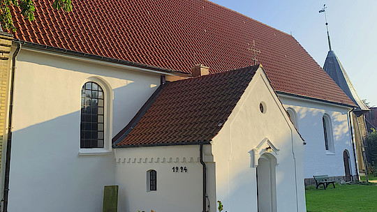 Ev.-Luth. Kirchengemeinde Hollingstedt