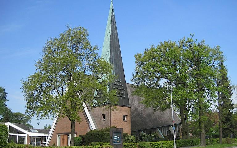 Kirche Henstedt