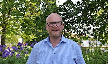 Pastor Matthias Voß