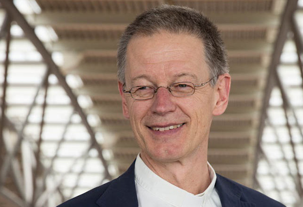 Pastor Björn Kranefuß