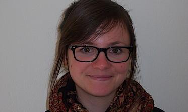 Pastorin Lisa Schwetasch