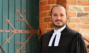 Pastor Stephan Ritthaler