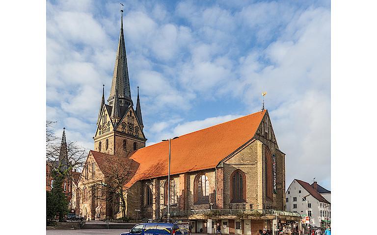 St Nikolai Flensburg
