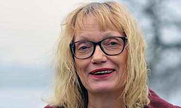 Pastorin Susanne Thiesen