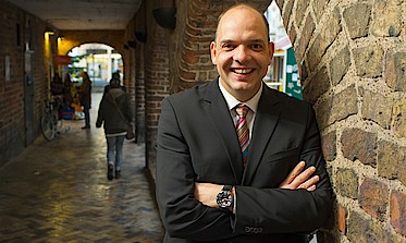 Stadtpastor Johannes Ahrens