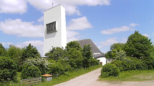 Flensburg-Weiche Friedenskirche