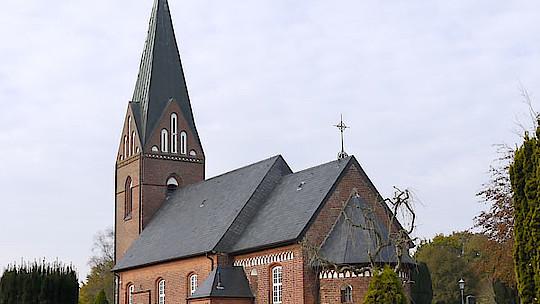 Ev.-Luth. Kirchengemeinde Eggebek-Jörl