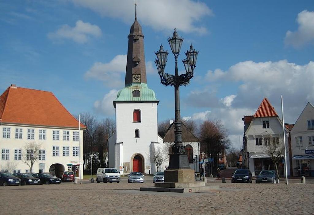 Glückstadt Kirche