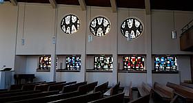 Gottesdienst mit Pastor Norbert Siemen