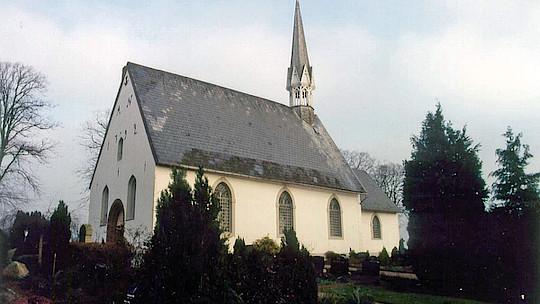 Ev.-Luth. Kirchengemeinde St. Johannes zu Toestrup