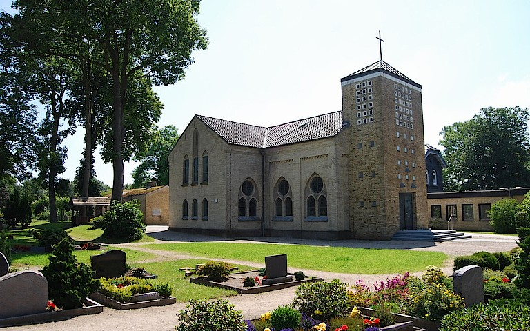 Kirche Schuby