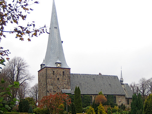 Gottesdienst in St. Marien Sörup