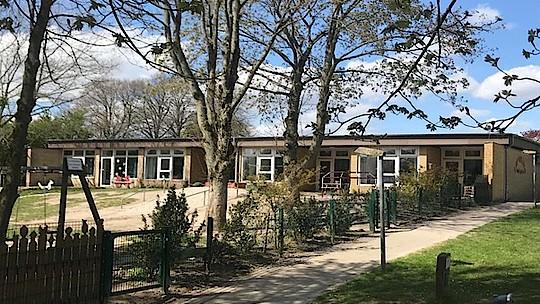 """Ev. Kita """"Laurentius Kindergarten"""" in Wees"""