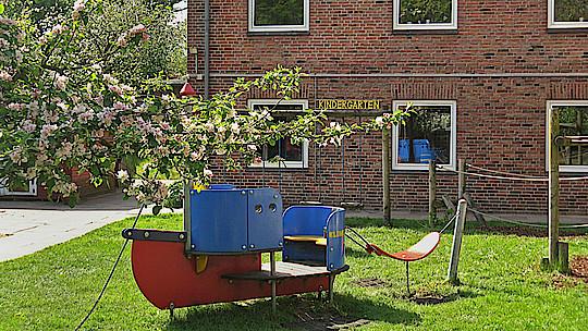 """Ev. Kita """"St. Gertrud"""" in Flensburg"""