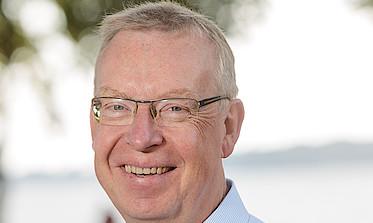 Pastor Hanns-Peter Neumann