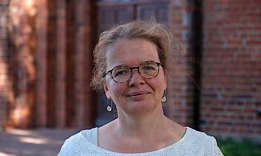 Pastorin Elke Hoffmann