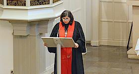 Gottesdienst zur Amtseinführung