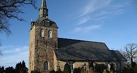 Gottesdienst in Steinbergkirche