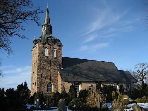 Nieharde-Gottesdienst auf Gut Oestergaard