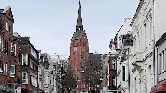 Ev.-Luth. St. Petrigemeinde in Flensburg