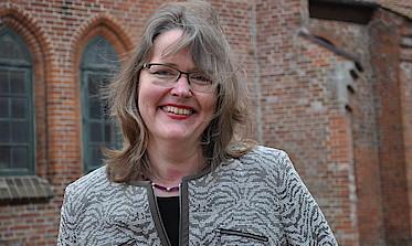 Pastorin Katharina Gralla