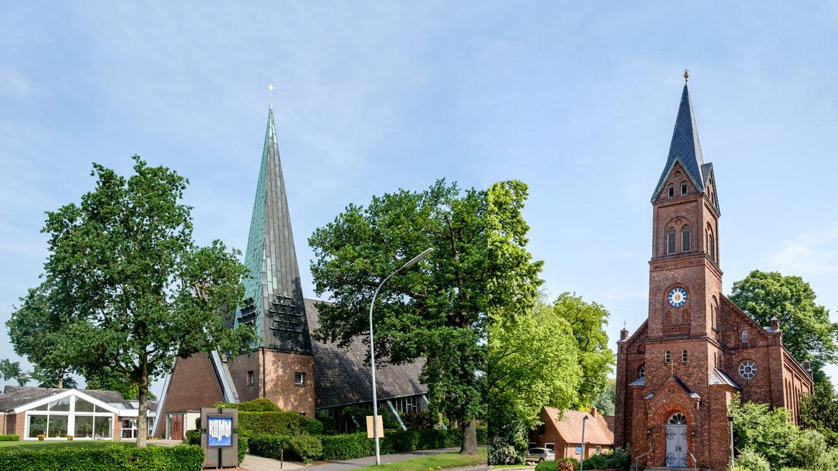 Kreuzkirche Henstedt Ulzburg