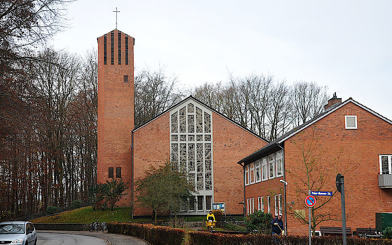 Kirche Ellerbek