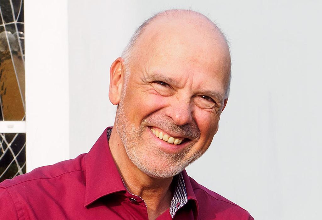 Pastor Martin Anderson