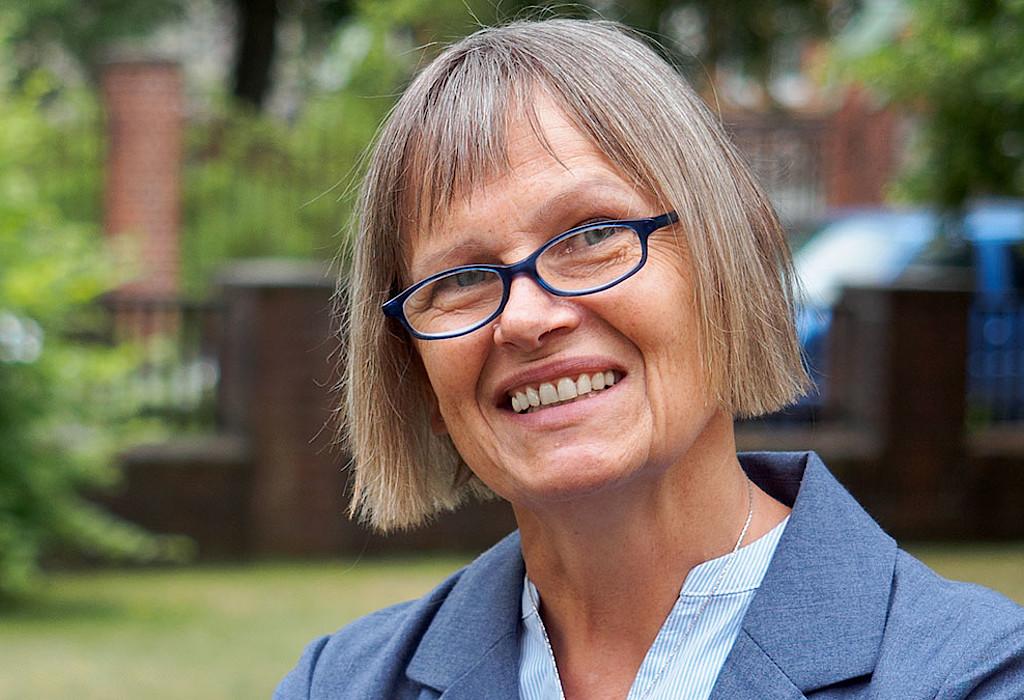 Pastorin Birgit Aschoff