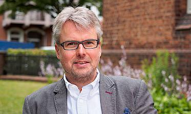 Pastor Dr. Jens Beckmann