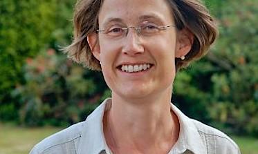 Pastorin Christiane Ellger