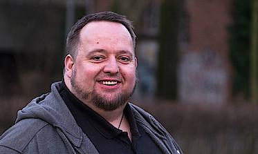 Diakon Björn Hattenbach