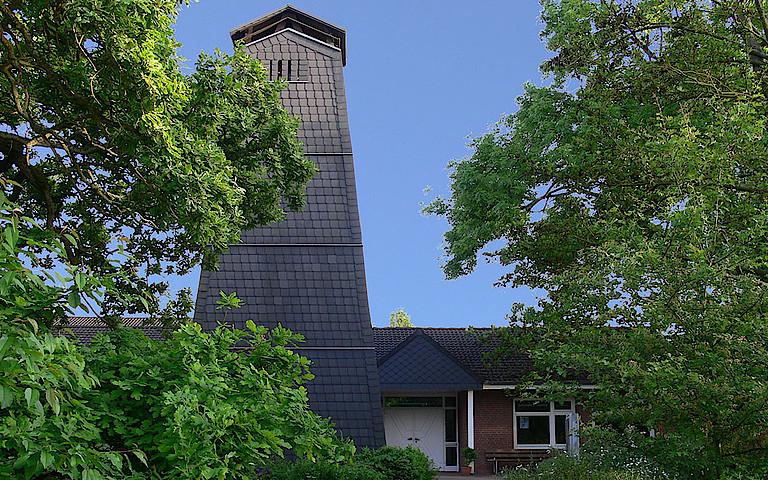 Kirche Suchsdorf