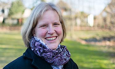 Pastorin Ulrike Wohlfahrt