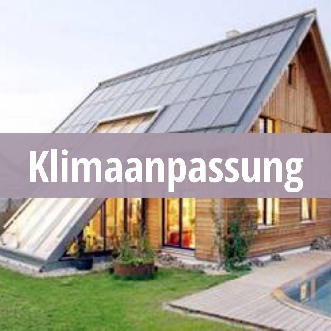 Klimaanpassung