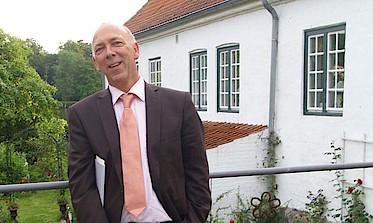 Pastor Hans-Jürgen Friedrichsen