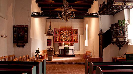 St. Laurentius Kirche Sterup