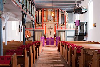 Kirche Hollingstedt