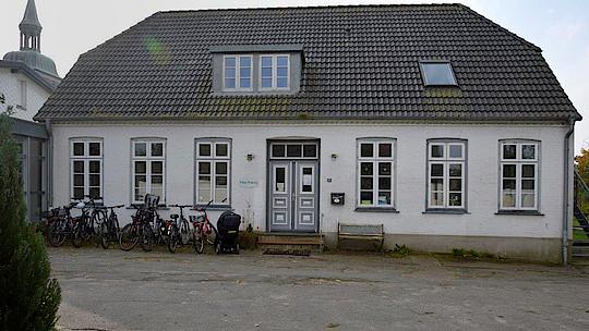 """Kooperative Krippe """"Villa Winzig"""" in Zusammenarbeit mit der Stadt Flensburg"""